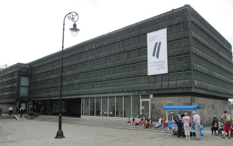 The_museum_of_occupation_of_Latvia-Riga